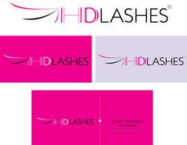 #274 for Design a Logo for HDlashes or (hdlashes, HD-lashes, hd lashes, hdlashes.com) by beavoltagebrand
