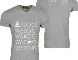 makn20350 tarafından Outdoors Lifestyle Graphic Tee Shirt   Simple, Modern Design için no 16