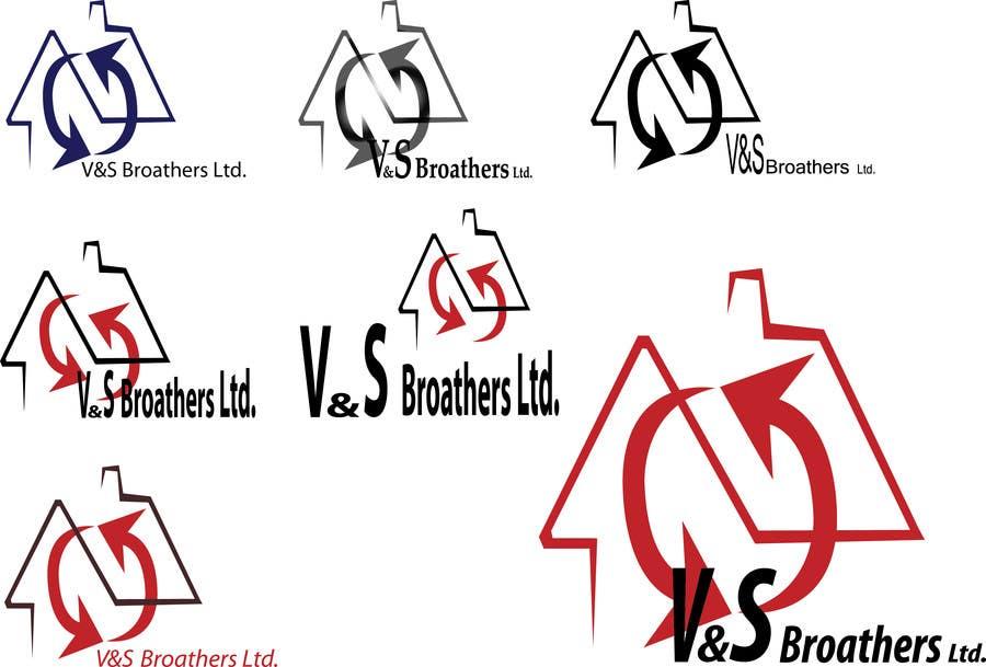 Konkurrenceindlæg #119 for Design a Logo for building company