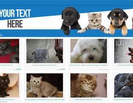 Nro 13 kilpailuun Top on the website of animals käyttäjältä Leugim83