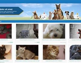 Nro 20 kilpailuun Top on the website of animals käyttäjältä Leugim83