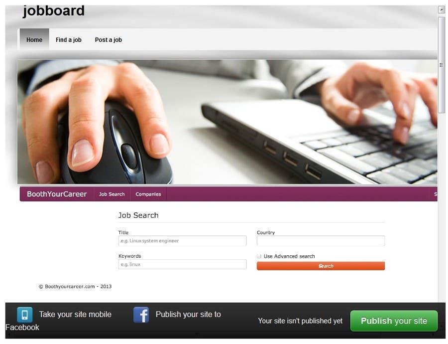 Contest Entry #20 for Design a Website Mockup for Precisetech.com.au