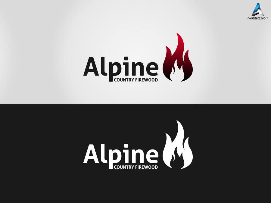 Contest Entry #                                        194                                      for                                         Logo Design for Alpine Country Firewood