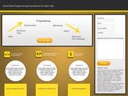 Proposition n° 5 du concours Graphic Design pour Design a Landing Page + Form