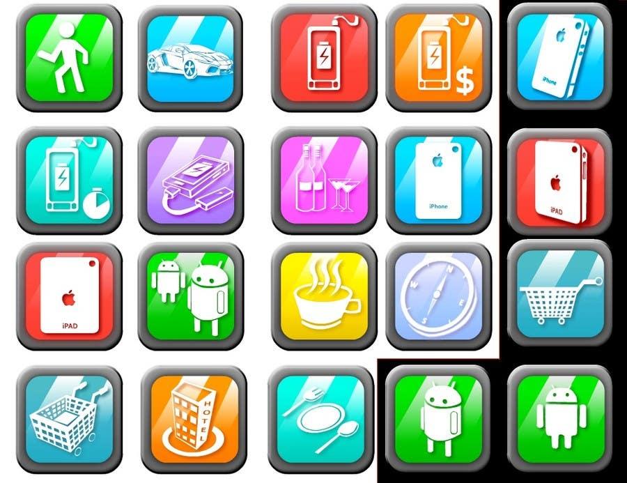 Proposition n°25 du concours Original Icon designs contest