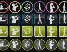 #4 for Original Icon designs contest af CreativeGlance