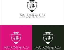 Nro 57 kilpailuun Mahony & Co logo käyttäjältä tengoku99