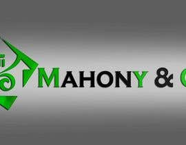 #9 for Mahony & Co logo by shahbazjaved