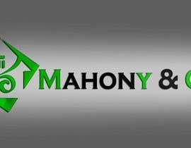 Nro 9 kilpailuun Mahony & Co logo käyttäjältä shahbazjaved
