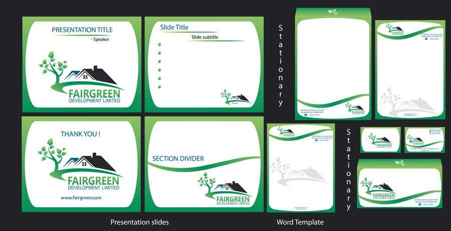 Bài tham dự cuộc thi #10 cho Design some Business Cards & Stationary for a property development company
