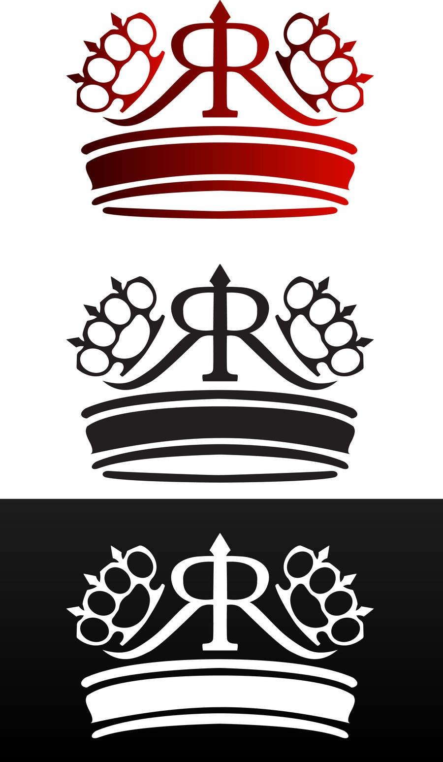 Kilpailutyö #324 kilpailussa Logo Design for Rogue Racing