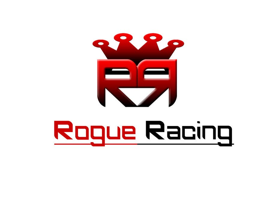 Kilpailutyö #309 kilpailussa Logo Design for Rogue Racing