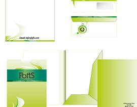 nº 6 pour Develop a stationery design for Essential Oil Company par fabrirebo