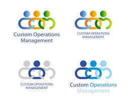 nº 146 pour Design a Logo for a Software Service - 'Custom Operations Management / CustomOps' par marijakovic