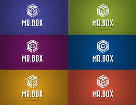 #151 cho Design a Logo for Mr. Box bởi thimsbell