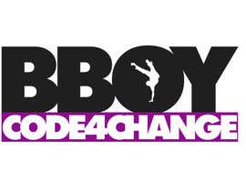 #43 para Design a Logo for bboycode4change por CODEPHENOM