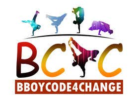 #18 para Design a Logo for bboycode4change por ghazitech