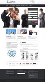 #12 for Mock Up Website - Business For Sale af zicmedia