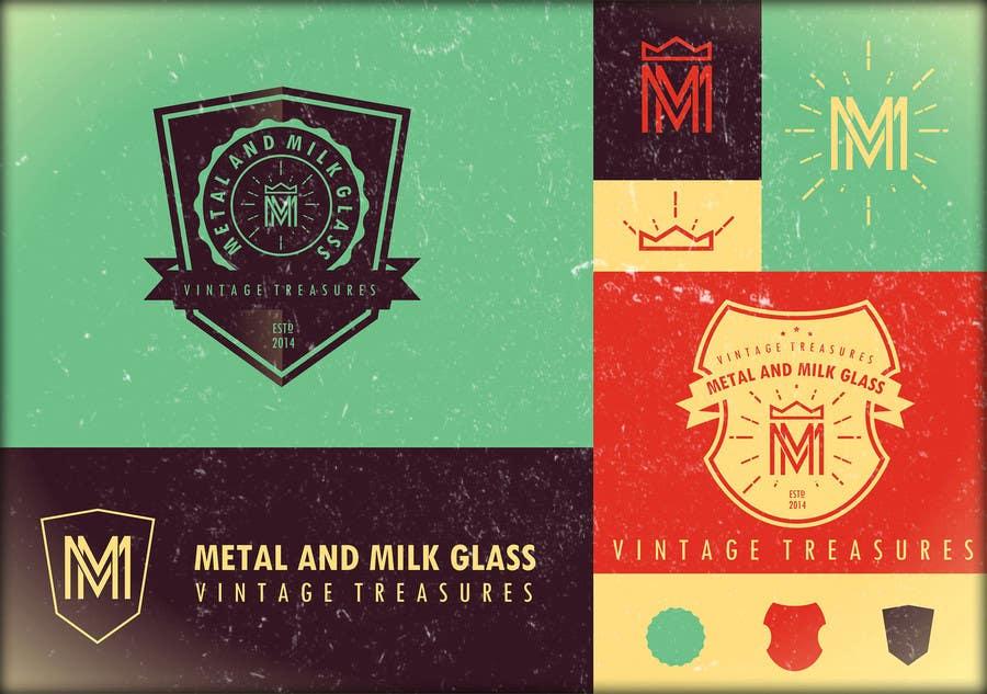 Inscrição nº 28 do Concurso para Logo and web banner for vintage store