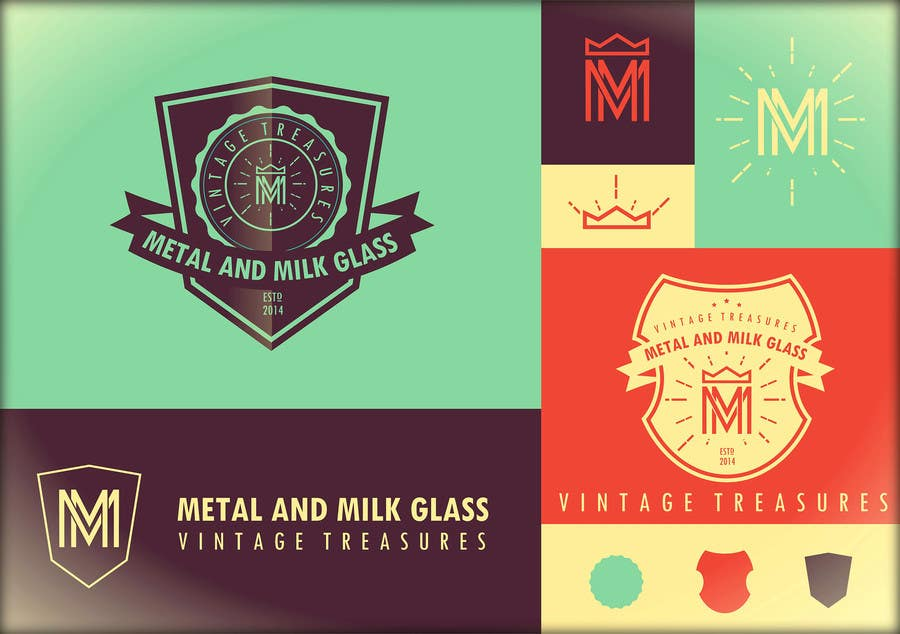 Inscrição nº 32 do Concurso para Logo and web banner for vintage store