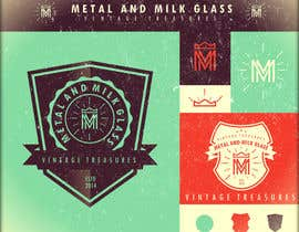 #41 para Logo and web banner for vintage store por roman230005