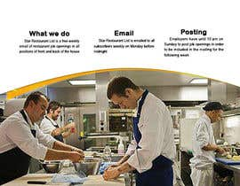 #23 for Design a Facebook landing page for Star Restaurant List Facebook page af atomixvw