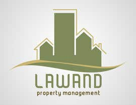 nº 25 pour Design a Logo for Lawand Property Management par ayogairsyad