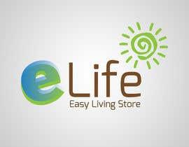 #25 para Design a Logo for eLife Store por ayogairsyad