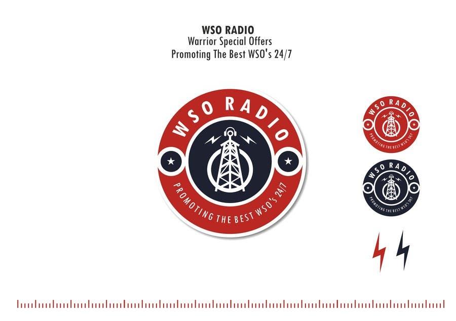 Penyertaan Peraduan #98 untuk Design a Logo for WSO Radio