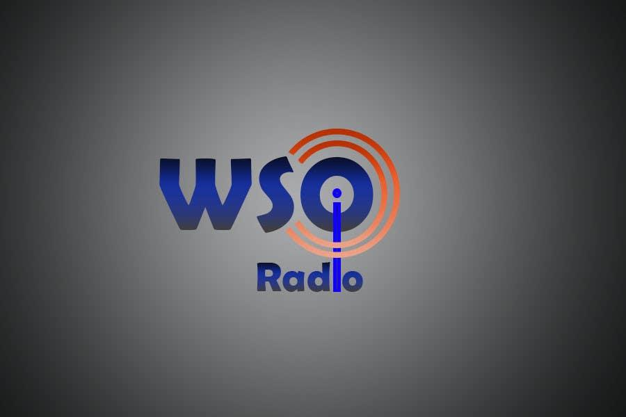 Penyertaan Peraduan #112 untuk Design a Logo for WSO Radio