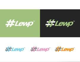 Mechaion tarafından Logo design for Social News Network Lewp.com için no 110