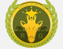 #79 para Royal Giraffe Logo for Website blog por mirosvecdesign