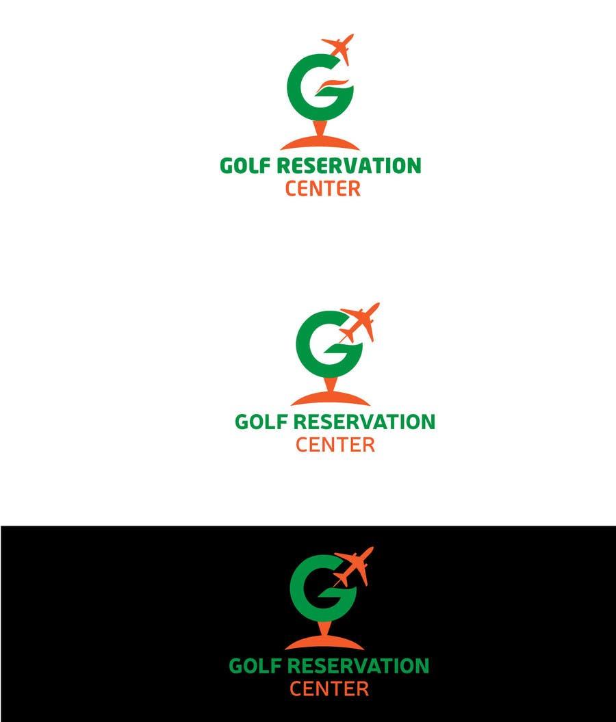 Kilpailutyö #42 kilpailussa Golf Reservation Center Logo Contest