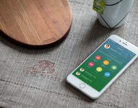 Nro 6 kilpailuun Design an App Mockup käyttäjältä UniateDesigns