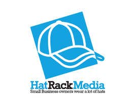 #58 for Design a Logo for Hat Rack Media af carlosbatt