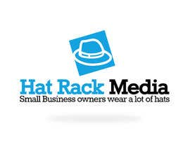 #65 for Design a Logo for Hat Rack Media af carlosbatt