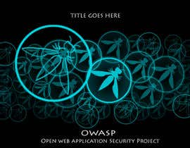#4 for New presentation template for the OWASP Foundation by Nulembo