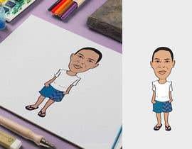 Nro 11 kilpailuun Design Logo Caricature for Missionary Group käyttäjältä jiamun