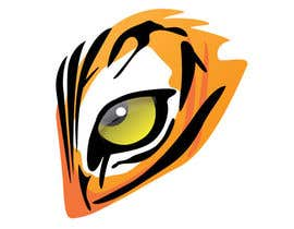 Nro 34 kilpailuun Design a Tiger Logo käyttäjältä dulphy82