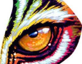 Nro 54 kilpailuun Design a Tiger Logo käyttäjältä wertycall