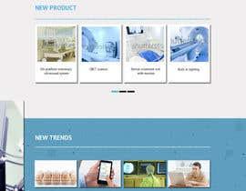 bestwebthemes tarafından Design a Website Mockup için no 7