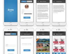 Nro 4 kilpailuun Design an App UI/UX käyttäjältä visualoutline
