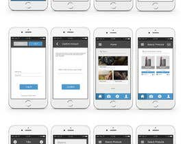 Nro 8 kilpailuun Design an App UI/UX käyttäjältä visualoutline