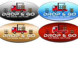 nº 64 pour Logo Design for Drop & Go par sparks3659