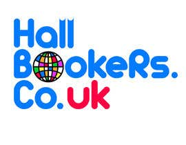 #79 para Design a Logo for HallBookers.co.uk por Techizer