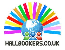 #81 para Design a Logo for HallBookers.co.uk por Techizer