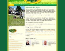 nº 11 pour Build a Website for Mow Dayton par webidea12