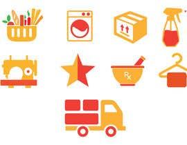 leodesigner1 tarafından Design some Icons için no 43