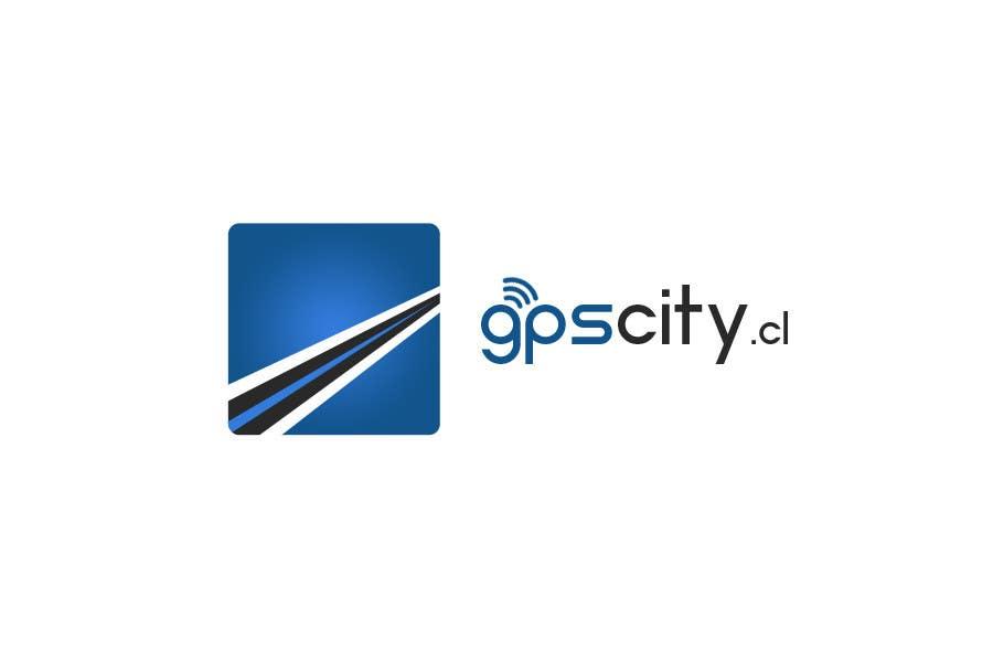 Penyertaan Peraduan #70 untuk Logo for Gpscity
