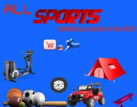 manojmaximum tarafından Design a Banner for Sports item store için no 5